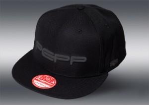 PEPP Snapback CAP black