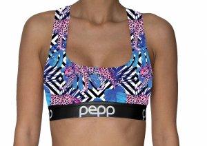 PEPP Underwear Ladies Bra Pink Leo