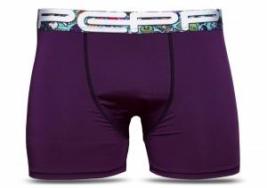 PEPP Underwear Boxershort Purple Comic