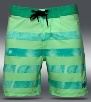 PEPP Underwear Beach Short Green