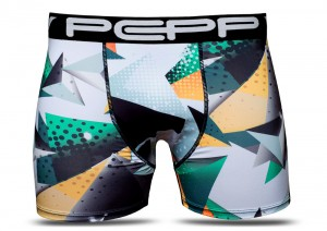 PEPP Underwear Boxershort Splash Green