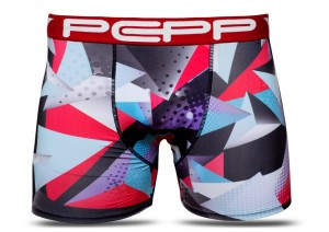 PEPP Underwear Boxershort Splash Red